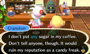 Cranston sugar
