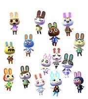 Bunnys d