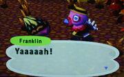 Franklin yaaaaah