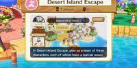 Desert Island Escape