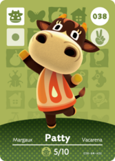Amiibo 038 Patty