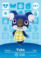 Amiibo 071 Yuka