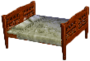 Exotic bed ww