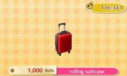 Rolling Suitcase Catalog