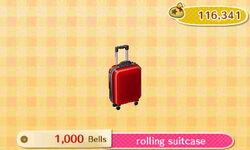 Rolling Suitcase Catalog