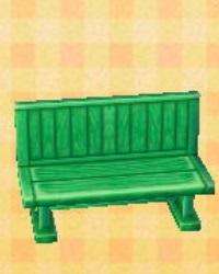 File:Green Bench .JPG
