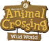 Animal Crossing Wild World Logo