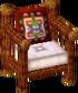 Cabin armchair