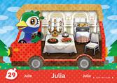 W Amiibo 29 Julia