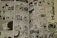 Dobutsu no Mori e+ 4koma gag battle Pg. 5 Part 1
