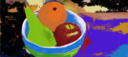 Fruit Bowl by me.