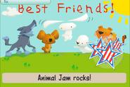 Jam-A-Gram Best-Friends