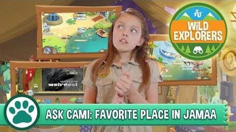 Ask Cami - What's your favorite place in Jamaa?