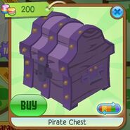 Pirate Chest 2