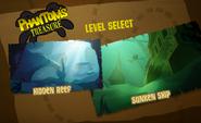 Level Select Treasure