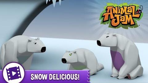 Animal Jam - Snow Delicious