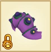 Item Elf-Tail-Armor Purple