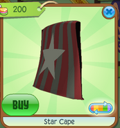 Shop Star-Cape Red