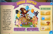 Summer carnival jamaa journal