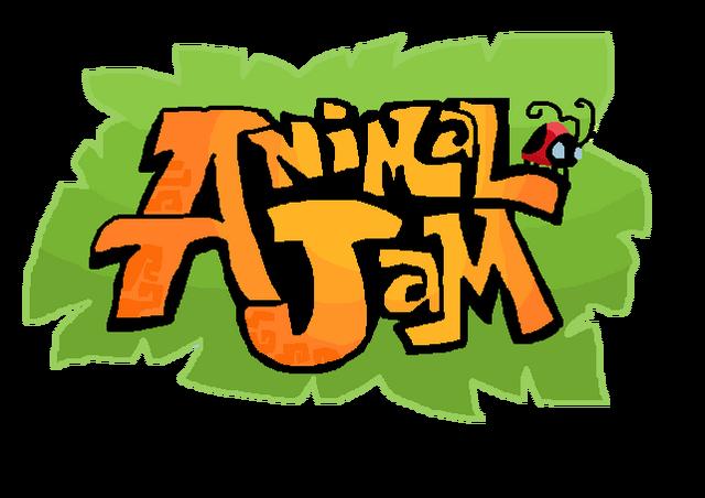 File:Animal Jam Custom Logo 2.png