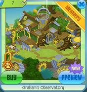 Graham's Observatory