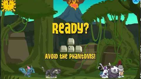 Animal Jam Games Falling Phantoms