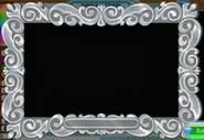 Masterpiece Silver-Frame Example
