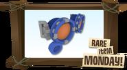 Rare Steampunk Goggles