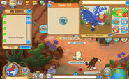 ANIMAL JAM GLITCH USERNAME (SHOWS SELF)