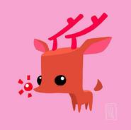 Taylor Maw Pet Reindeer Concept Art