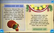 Jamaaliday jam party
