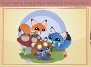 Pet-Foxes