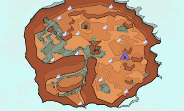 Image - Forgotten white MAP.PNG   Animal Jam Wiki   FANDOM