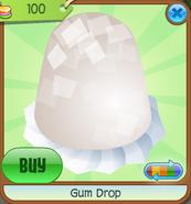 Gum-Drop White Shop