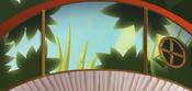 Mushroom-Hut Blue-Sky