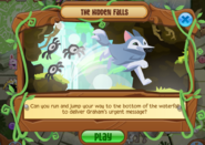 The Hidden Falls - Title Pop Up