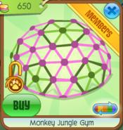MonkeyJungleGym Pink(6)