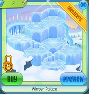 Diamond Den Winter Palace