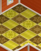 Ol-Barn Yellow-Diner-Tiles