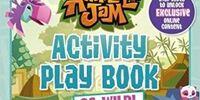 Animal Jam Activity Play Book Go Wild!