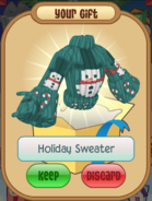 Holiday Sweater 2