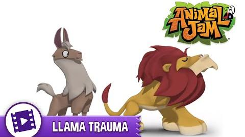 Animal Jam presents - Llama Trauma-1