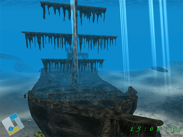 File:Pirate Ship 3D Screensaver.png