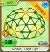 MonkeyJungleGym Green(2)