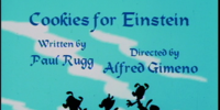 Episode 2: Yakko's World/Cookies for Einstein/Win Big