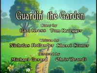22-1-GuardinTheGarden