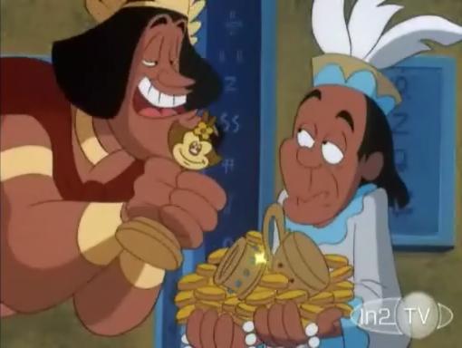 File:Montezuma holding a Dot statue.jpg