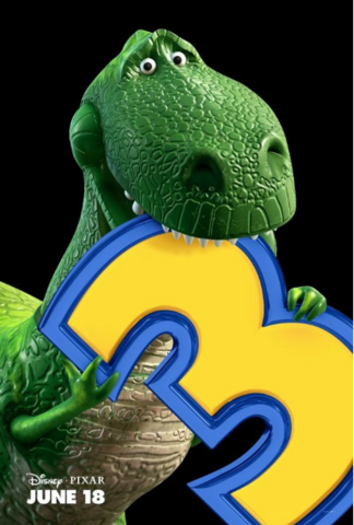 File:Toy Story 3 Poster 5 - Rex.png