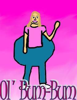 Ol' Bum-Bum Poster