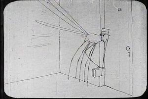 Winsor McCay (1912) How a Mosquito Operates.webm